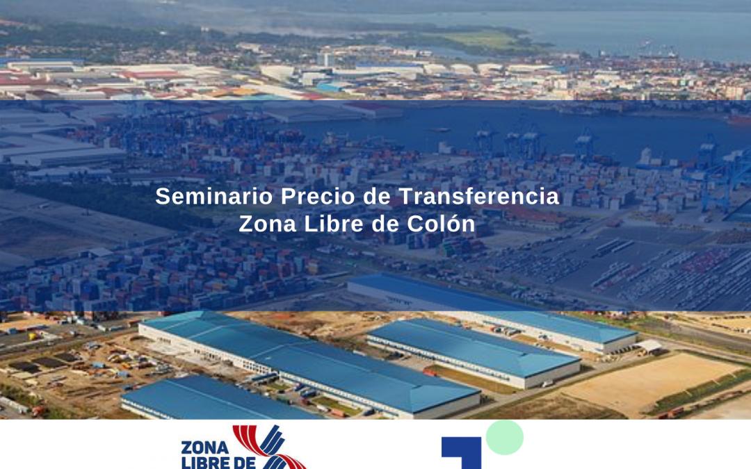 TP Consulting Seminario de Precio de Transferencia en Zona Libre de Colon