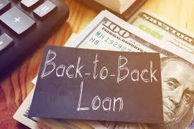 Operaciones de crédito «back to back»