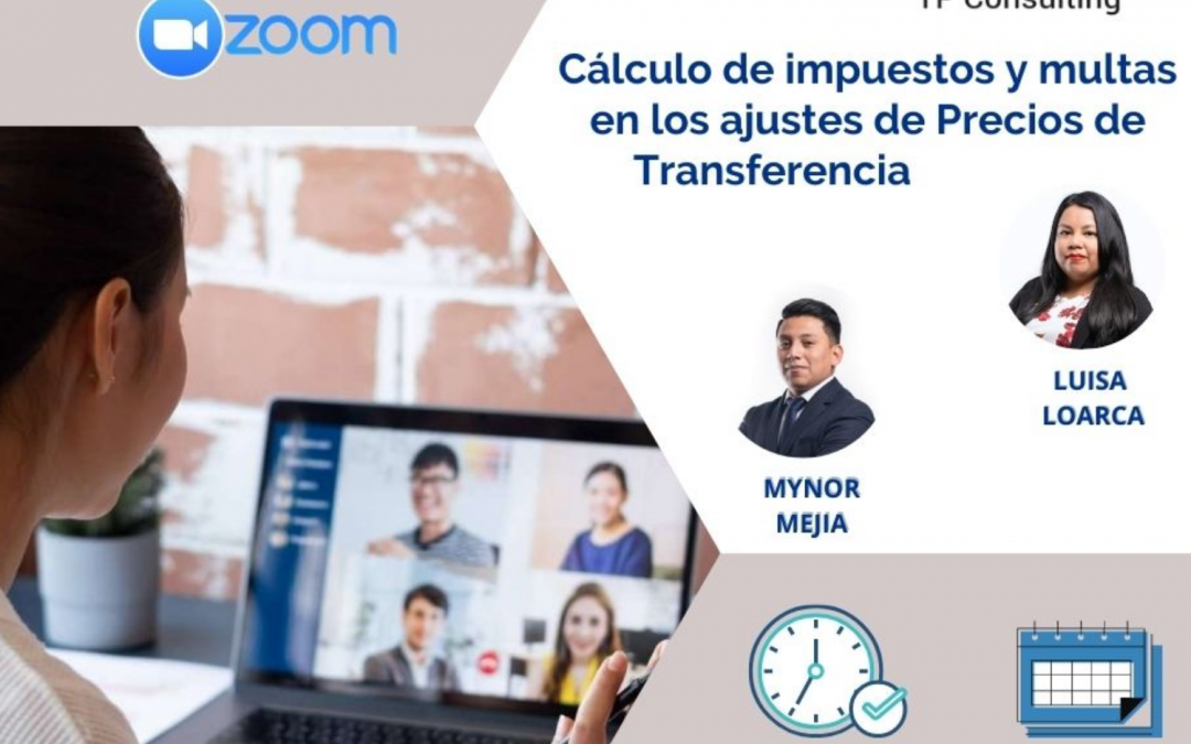 April 27, 2021| Calculation of Taxes and Fines in Transfer Pricing Adjustments. Applied to the reality of Guatemala