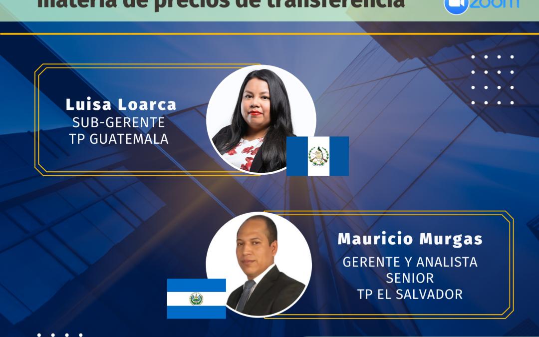 26-Ago-2021 |  Generalidades y fiscalizaciones en materia de precios de transferencia
