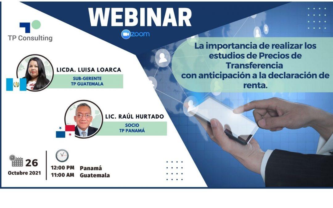 26-Oct-21 | La importancia de realizar los estudios de Precios de Transferencia con anticipación a la declaración de renta.